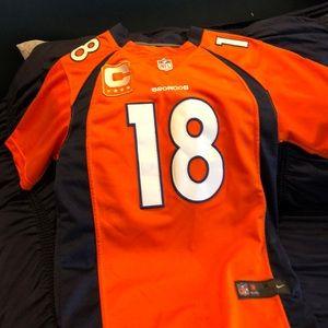 Peyton Manning Youth Broncos Jersey
